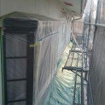 福山市 モルタル外壁…