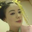 日本舞踊の舞台が終わ…