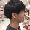 メンズカット★の画像