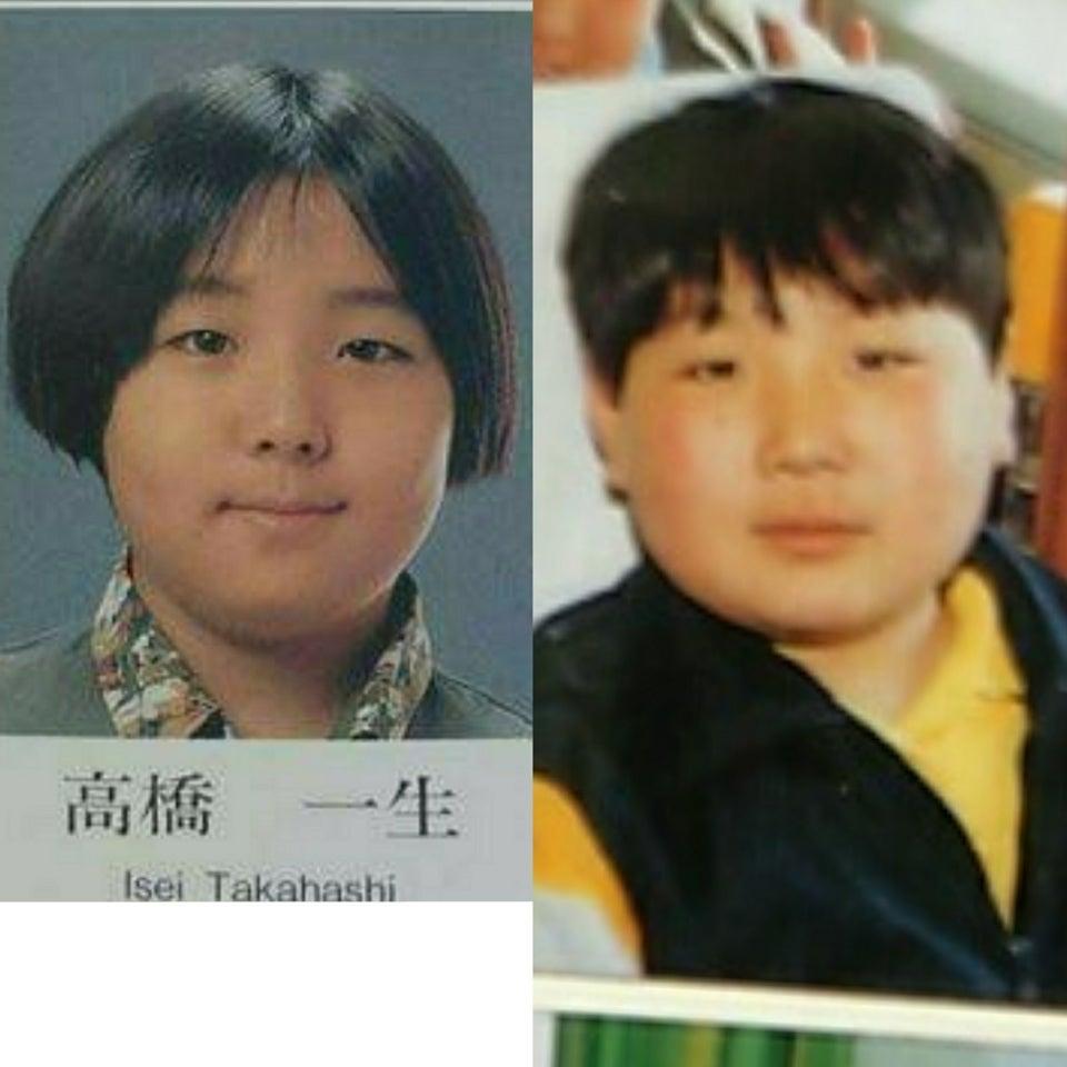 高橋一生 小学校 写真 上野和人 似てる 大人になったらなんか違う