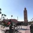 モロッコでプチバカン…