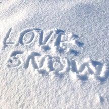 新鮮な雪で