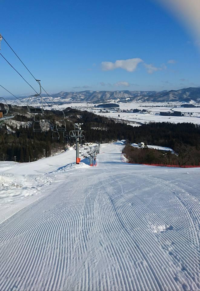 いなか わ スキー 場