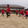 甲佐町サッカー教室