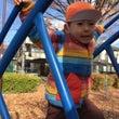 天子田公園に行ったよ