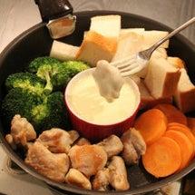 チーズフォンデュ鍋は…