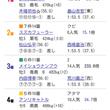 日曜の中京では夢馬券…