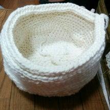 編み直すも…