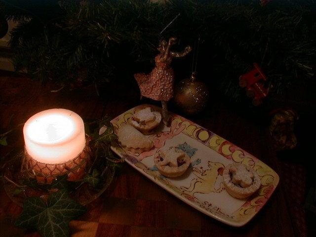 アンティーク クリスマス レシピ ミンスパイ(英国 アンティーク シルバー 英吉利物屋)