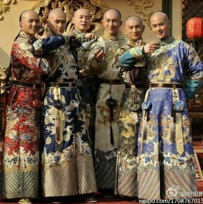 Qing jiang wedding