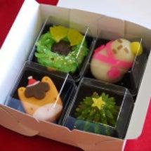 クリスマス和菓子セッ…