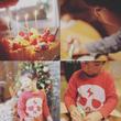 【クリスマスケーキ】…