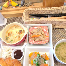 お昼ですね\(^o^…