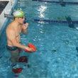 現代の平泳ぎ