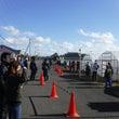マラソン大会と現場進…