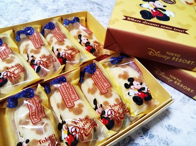 ディズニー 東京 バナナ