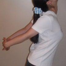 5秒で首肩の可動域を…