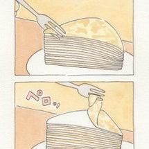 ミルクレープ☆