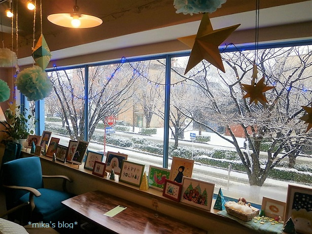 12月6日の様子彡 Mikaの絵のブログ