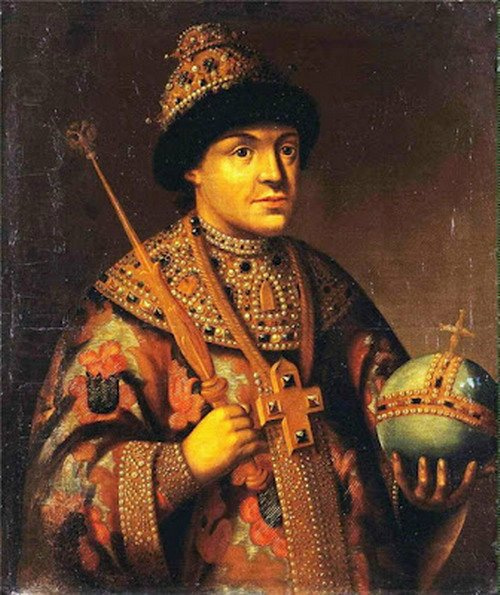ロマノフ ミハイル