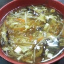 汁麺の季節