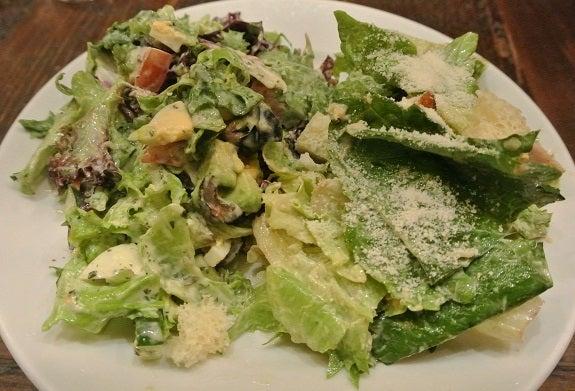 ゴッサムグリル サラダ