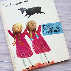 ポーランド発行のドイツ語絵本UPしました(^^)の画像