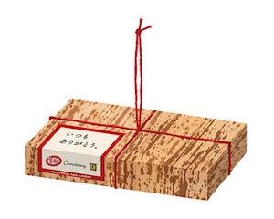 寿司折風キットカット