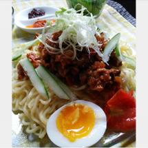 ジャージャー麺&ベー…