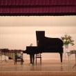 ピアノの発表会/打楽…