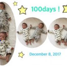 生後100日‼︎