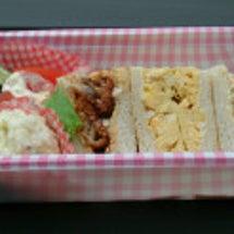 12月のサンドイッチ…