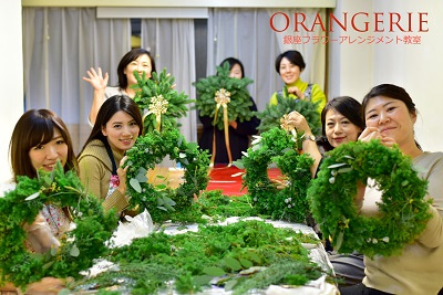 クリスマスリース教室東京東京