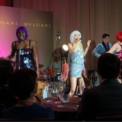 ブルガリタワーで、エマージェンシー・ティアラのコンサート!の記事に添付されている画像