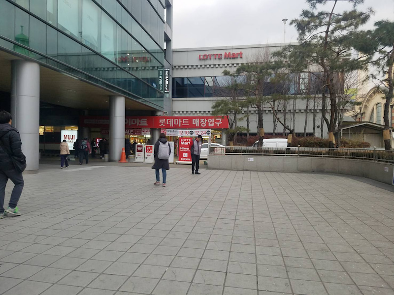 鍾路3街駅→ソウル駅→バス移動→安...