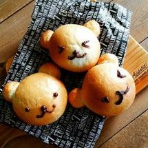 かわいい菓子パン