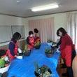 冬の寄せ植え教室