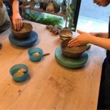 週末の体験陶芸201…