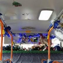クリスマスバス