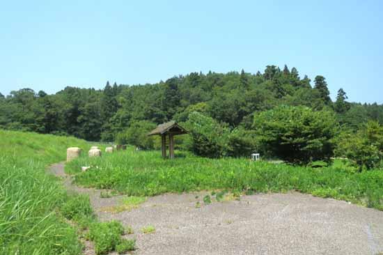 【写4】茶臼山城