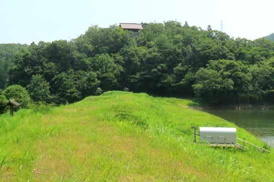 【写3】茶臼山城
