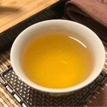 柑普茶 と 昨日の鴨…
