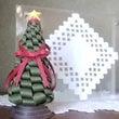 小さなクリスマスツリ…
