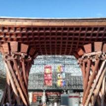 ♡金沢旅行①近江町市…