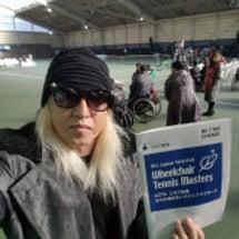 車いすテニス観戦!!…