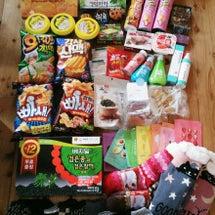 今回の韓国の購入品♪