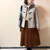 【GU】×【ユニクロ】寒い日のデートコーデ♪