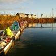 ヘラブナ釣り大会の報…