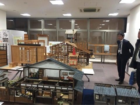 京都の町家再生を視察