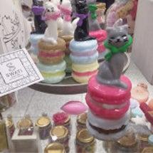 猫キャンドルが可愛い…